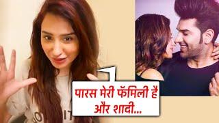 Paras Chhabra Ke Sath Relationship Official Karne Par Kya Boli Mahira Sharma