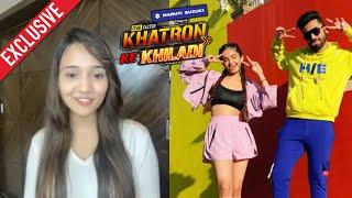 Khatron Ke Khiladi 11 Me Gayi Anushka Sen Par Ashi Singh Ka Reaction | Exclusive Interview