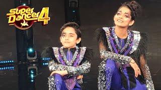 Super Dancer 4   Vartika Aur Sanchit Ka Performance Laga Dega Aag   Govinda Special Episode