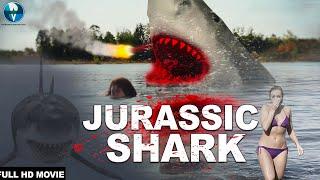 JURASSIC SHARK Hollywood Movie In Hindi Dubbed | Hindi Dubbed Action Movie | Full HD