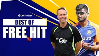 Best Indian Captain Ever | Which Indian Cricketer Googles Himself? | Best Of Free Hit
