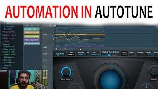 Hindi : Autotune Works with Automation in FL STUDIO 2021 Tutorials |