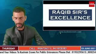 Kashmir Crown Presents Morning News Headlines