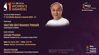 1st FLO Odisha Women's Awards 2020-21