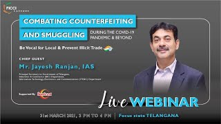 Combating Counterfeiting and Smuggling During the COVID-19 Pandemic and Beyond