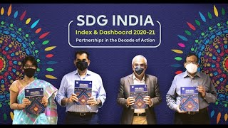 Kerala, Himachal continue to be top performing states as NITI Aayog unveils SDG India Index 2020-21