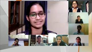 PM Modi''s Surprise Interaction with Students & their Parents
