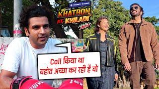 Khatron Ke Khiladi Season 11: Divyanka Bahot Acche Stunts Kar Rahi Hai, Vivek Dahiya Ka Reaction