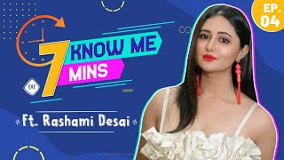 Rashami Desai on Sidharth Shukla, favourites, marriage & desire to be a mother   Know Me in 7 Mins