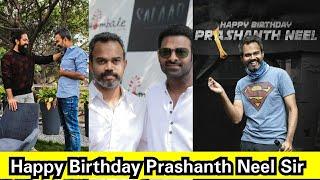 Happy Birthday Prashanth Neel Sir,I Am Your Big Fan And Keep Surprising Us With Film Like Ugramm,KGF