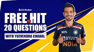 What Hashtag would you be? Which IPL team would you like to play?   Freehit With Y Chahal   Ep-12