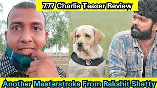 777 Charlie Teaser Review, Another Masterstroke From Rakshit Shetty