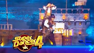 Super Dancer 4 New Promo   Tushar Shetty Ke Sath Pari Ka Performance, Guru Shishya Ki Adla Badli