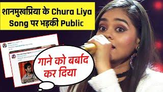 Zeenat Aman Special Me Shanmukhpriya Ke Chura Liya Song Par Janta Bhadki | Indian Idol 12