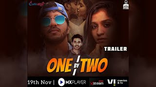 One By Two | Trailer | Web Series | Cafe Marathi
