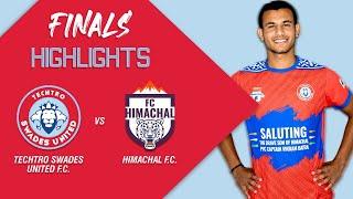 Techtro Swades United 0-2 Himachal FC Highlights | Himachal Pradesh Football League