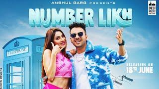 Number Likh | First Look Reaction | Tony Kakkar And Nikki Tamboli
