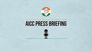 LIVE: Shri Randeep Singh Surjewala addressesmedia via video conferencing