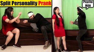 Split Personality prank | Ghost Possession Prank | Pranks in India 2020 | Unglibaaz