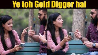 Reading Gold Digger Girlfriend's love letter | Unglibaaz