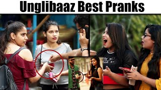 BEST PRANKS OF Unglibaaz 2021 | YouTube Rewind | Unglibaaz