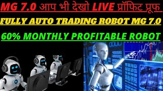 LIVE TRADING WITH MG 7.0 BEST FOREX TRADING ROBOT || LIVE TRADING LIVE PROFIT
