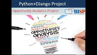 Python and DJango Project | Pythong Project | BISP Python | DJango Project | Python Analytics