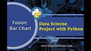 Fusion Bar Chart | Advance Fusion Chart | BISP Data Analytics | Fusion Chart Consulting