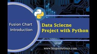 Fusion Chart Introduction | Fusion Chart Hands On | Python Fusion Chart | Advance Data Visualization