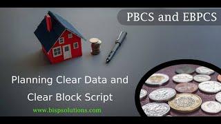 Planning Clear Data and Clear Block Script | Scripting in EPBCS | EPBCS Tutorial