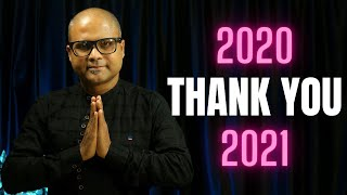 Thank You So much 2020 | Welcome 2021 | Thank you to all my Subscribers | My Story | Cocktails India