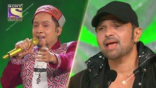 Pawandeep Ne Gaya Tere Naam Song, Himesh Reshammiya Special Episode   Indian Idol 12