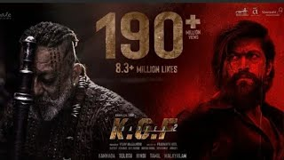 KGF Chapter 2 Teaser Crosses 190 Million Views In Just 5 Months, Madness Has A New Name - KGF