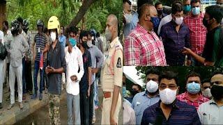 Lockdown Ki Timing Ko Lekar Log Hue Confused | MLA Jafar Hussain Ne Gadiyon Ko Release Karwaya |