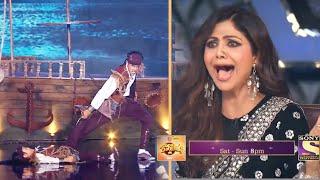 Super Dancer 4 Promo   Tushar Shetty Ke Sath Pari Ne Diya Chaukane Wala Performance