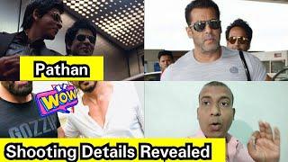 Pathan Shooting Details Revealed, Shah Rukh Khan, Salman Khan Starrer Film To Begin On This Date