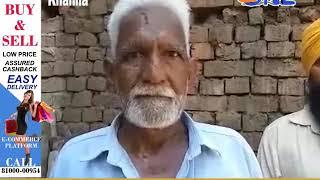 khanna mein bhaari baarish ke kaaran kai log huye beghar