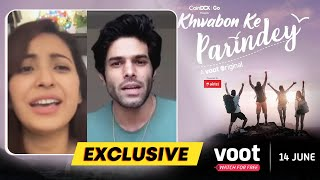 Khwabon Ke Parindey - Asha Negi And Mrinal Dutt Exclusive Interview