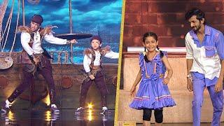 Super Dancer 4 Promo   Akash - Florina Vs Tushar Shetty - Pari, Biggest Battle