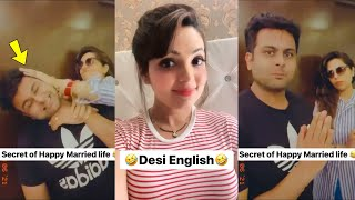 Newly Married Couple Sanket Bhosale & Sugandha Mishra Funny Comedy Videos ????????