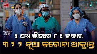 Today India Covid 19 report#Headlines odisha