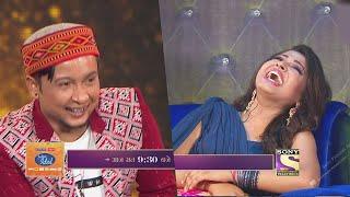 Pawandeep Aur Arunita Ka Has Haskar Bura Haal, Janiye Kya Hua? | Indian Idol 12