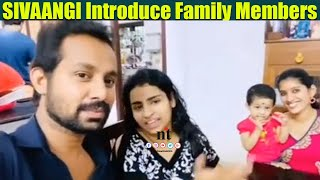 ???? VIDEO: Sivaangi Kerala'வில் தன் Family'யுடன்  ???? Family Time????