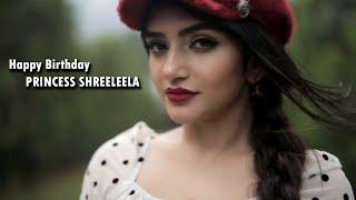 "Happy Birthday Princess ""Sreeleela""   Shreeleela Birthday Special Video"