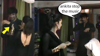 Sushant Singh Rajput, Ankita Lokhande Rare & Unseen Dancing Video | Ankita Posted Unseen Video