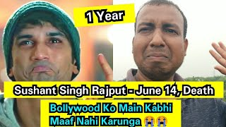 Sushant Singh Rajput- 1Year Completed,BollywoodCrazies Emotional Letter To Sushant Against Bollywood