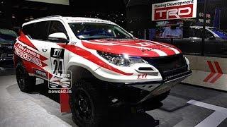 Toyota TTI Fortuner