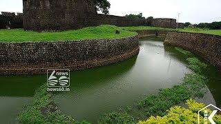 Chandra giri fort in Chanadra giri river