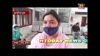 रास्ते को रोका जानेे पर प्रतिनिधिमंडल ने डीसी हमीरपुर से शिकायत कर रास्ते को खुलवाने की मांग की