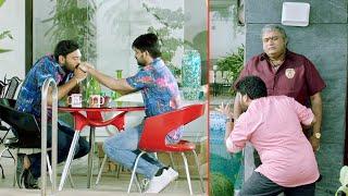 Navarasa Nayagan Tamil Movie Scenes  Naga Shourya Friend Shocked With Ajay Behaviour